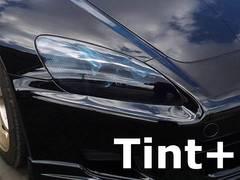 Tint+何度も貼れる S2000 AP1/AP2 ヘッドライト スモークフィルム