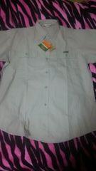 新品 半袖作業シャツ大きいサイズ(///ω///)♪3 L
