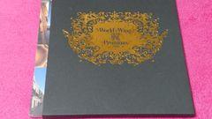 今井翼 World's Wing 翼 Premium 2008 パンフレット