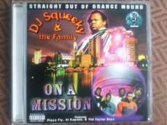 G-LUV30選メロウ連発!DJ Squeeky / On A Mission
