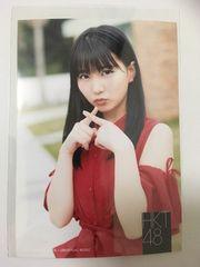 HKT48 キスは待つしかないのでしょうか? HMV特典写真 田中美久