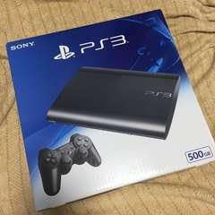 新品 PS3 500GB CECH-4300C プレイステーション3
