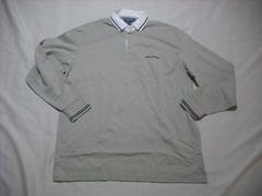 3 男 RALPH LAUREN ラルフローレン ポロスポーツ ラガーシャツ L