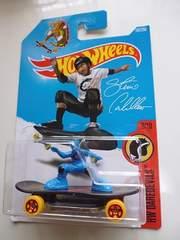 ホットウィール SKATE BRIGADE スケートボード スティーブ・キャバレロ