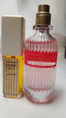 GIVENCH50mlとCHANEL15ml