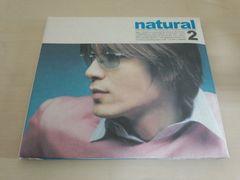 natural CD「2集 THE NATURAL」ナチュラル 韓国K-POP★