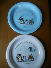 新品ピングープラスチック皿set
