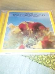 ベストCD:爆風スランプ/シングルス 帯なし