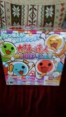 WiiU 新品 太鼓の達人WiiUば〜じょん!太鼓とバチ同梱版