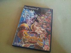 PS2☆ONE PIECE ワンピースグランドバトル3☆状態良い♪格闘。