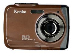 ☆KENKO TOKINA コンパクトデジタルカメラ DSC180WP