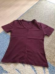 Tシャツ パープル
