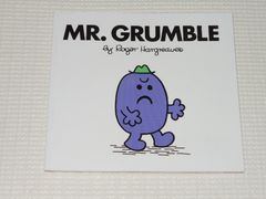絵本★MR.GRUMBLE