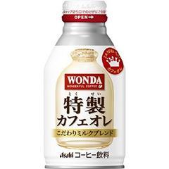 特製カフェオレ こだわりミルクブレンド ボトル缶 260g×24本