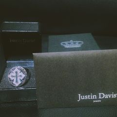 Justin Davis/Noble Cross Ring