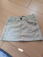 シスタージェニー☆スカート/130cm