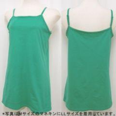 5L Aラインキャミソール*差し色に使えるグリーン