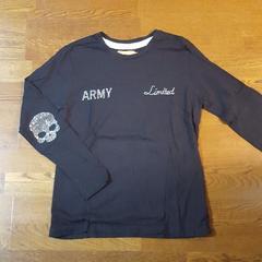 ☆ハイドロゲン☆ロングTシャツ