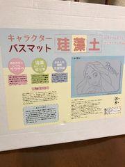 珪藻土キャラクター バスマット【ラプンツェル】