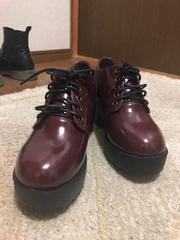 編み上げブーツ♡ショートブーツ24.5