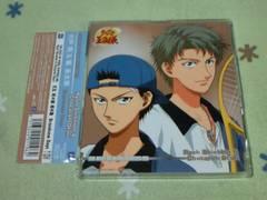 CD テニスの王子様 宍戸亮&鳳長太郎 THE BEST OF RIVALPLAYERS�]�V