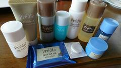 プレディア化粧水乳液洗顔ローションボディソープ10点ファンゴ