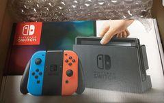 Nintendo Switch Joy-Con (L) ネオンブルー / (R) ネオンレッド