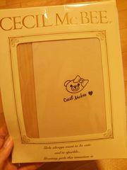 CECIL McBEE福袋 可愛いロゴ入りストッキング セシルマクビー 未使用