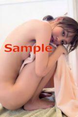 【送料無料】 内田理央 写真5枚セット <ハガキサイズ> 34