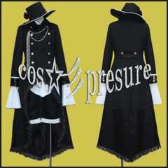 黒執事 シエル・ファントムハイヴ (6巻表紙)◆コスプレ衣装