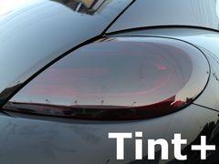 Tint+水洗→再利用OK VW ザビートル テールランプ スモークフィルム