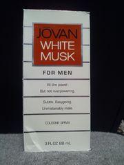 ジョーバン ホワイト ムスク フォーメン 88ml