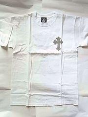 未着用ガボール半袖TシャツM白色ホワイト系刺繍クロス