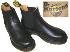 ドクターマーチン チェルシー サイドゴア ブーツ 2976uk10