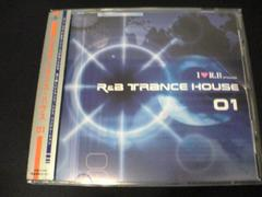 CD R&B トランス・ハウス01