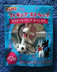 DyDo☆リサとガスパール☆ストラップ