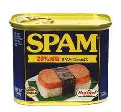 安値即決 スパム 減塩ポーク 9缶