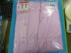 2セット長袖、半袖パジャマ 110 さわやか素材
