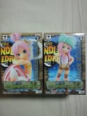 送込 ワンピース DXF THE GRANDLINE CHILDREN vol.7 しらほし&ボニー