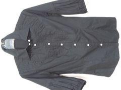 500スタビバユー×ドレスキャンプ\13650バルーン袖5分袖シャツダブスタ
