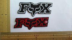 NO.93 アイロンワッペン FOX