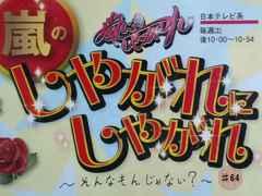 櫻井×ニノ★切り抜き★しやがれ連載64
