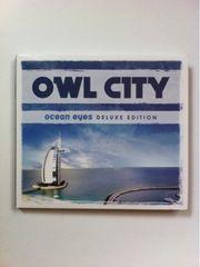 OWL CITY アウル・シティー『ocean eyes』☆デラックス盤2枚組