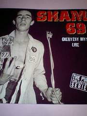 SHAM 69/GREATEST HITS LIVE IN JAPAN