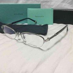 新品 未使用 ティファニー 眼鏡 6ストーン 綺麗
