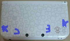 任天堂 3DSLL 本体のみ モンスターハンター限定版 中古
