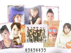 保田圭モーニング娘。★コレクションカード/トレーディングカード8枚セット
