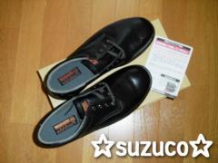 ミドリ安全 安全靴 JIST8101 【普通作業用】 29cm EEE (ブラック)