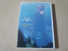 高橋直純DVD「A'LIVE 2007「PE∀CE」2枚組●