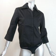 ≪新品♪40≫シャツの飛び出し防止♪黒ボディシャツ♪送料込み